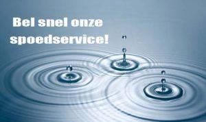 TFK Installatieservice, uw loodgieter in Amstelveen, lost een lekkage snel op!
